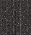 Reflet,-col.-09-Kreise-Grafische-Muster-Art-Deco-Gold-Braun