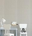 Reflet,-col.-19-Kreise-Grafische-Muster-Art-Deco-Gold-Creme