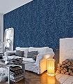 Rembert,-col.50-Blätter-Stoff-Florale-Muster-Blau