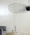 Reto,-col.02-Gegenstände-Gläser-3D-Tapeten-Moderne-Muster-Weiß-Creme