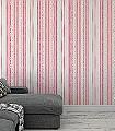 Rodrigo,-col.10-Streifen-Farbverlauf-Moderne-Muster-Rot-Weiß-Pink