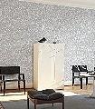 Romans,-col.06-Blätter-Zeichnungen-Florale-Muster-Anthrazit-Weiß