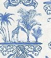 Rousseau,-col.07-Ornamente-Tiere-Klassische-Muster-Blau-Grau-Weiß
