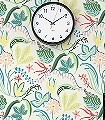 Särö,-col.01-Blumen-Blätter-Florale-Muster-Creme-Multicolor