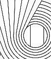 SPIRAL,-col.-01-Kreise-Linie-Retro-Muster-Grafische-Muster-Schwarz-Weiß-Schwarz-und-Weiß