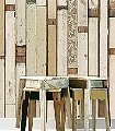 Scrapwood,-col.01-Holz-Moderne-Muster-Braun-Creme-Hellbraun