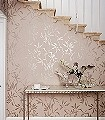 Sefina,-col.-3-Blätter-Äste-Florale-Muster-Silber-Rosa