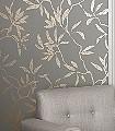 Sefina,-col.-6-Blätter-Äste-Florale-Muster-Gold-Grau
