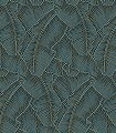 Selva,-col.-7-Blätter-Florale-Muster-Grün-Gold-Grau-Anthrazit