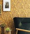 Selva,-col.-8-Blätter-Florale-Muster-Gold-Gelb