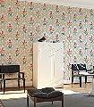Shabby-Chic,-col.02-Ornamente-Blumen-Florale-Muster-Grau-Multicolor