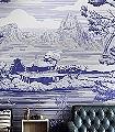 Sho,-col.01-Landschaft-Äste-Exoten-Blau