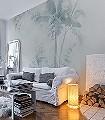 Sixtus,-col.50-Bäume-Großmotiv-Schemen/Silhouetten-FotoTapeten-Fresco-Grau-Weiß