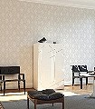 Sofia,-col.-3-Ornamente-Blumen-Blätter-Klassische-Muster-Florale-Muster-Gold-Weiß-Creme
