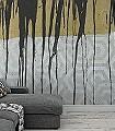 Spilk-Milk,-M-Moderne-Muster-FotoTapeten-Grau-Creme-Ocker