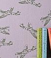 Spitfires,-lilac-Flugzeuge-KinderTapeten-Grün-Flieder