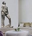 Stadio-dei-Marmi,-col.03-Figuren-FotoTapeten-Grau-Braun-Weiß-Creme