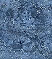 Star-Map-Tiere-Figuren-Zeichnungen-Sterne-Klassische-Muster-FotoTapeten-Blau