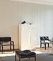 Stavan,-col.-6-Ornamente-Blumen-Klassische-Muster-Gold-Weiß-Hellbraun