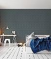 Stavan,-col.-9-Ornamente-Blumen-Klassische-Muster-Blau-Gold-Grau-Hellgrün-petrol