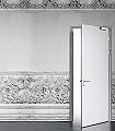 Stone-Angels-Stein-Figuren-3D-Tapeten-tromp-l'oeil-FotoTapeten-Grau-Weiß