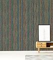 Strand,-col.06-Streifen-Moderne-Muster-Grün-Anthrazit