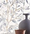 Sumba,-col.-4-Blätter-Äste-Florale-Muster-Silber-Braun-Anthrazit-Creme
