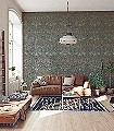 Svian,-col.-10-Blumen-Blätter-Klassische-Muster-Grün-Hellgrün-Creme-Hellbraun