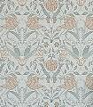 Svian,-col.-5-Blumen-Blätter-Klassische-Muster-Jugendstil-Grau-Hellgrün-Weiß-Creme-Hellbraun