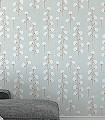 Sweet-Cotton,-col.02-Äste-Strick-Moderne-Muster-Grau-Braun-Weiß-mint