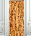 Türtapete,-olive-Holz-Türen-Moderne-Muster-FotoTapeten