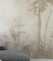 Tadine,-col.01-Bäume-Großmotiv-Schemen/Silhouetten-FotoTapeten-Fresco-Creme-Hellbraun