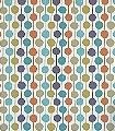 Taimi,-col.02-Streifen-Punkte-Moderne-Muster-Orange-Türkis-Weiß-Ocker-mint