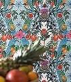 Talavera,-col.-1-Blumen-Obst-Blätter-Florale-Muster-Multicolor