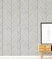 Tali,-col.-5-Äste-Florale-Muster-Moderne-Muster-Gold-Weiß-Creme