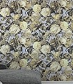 Talibe,-col.04-Blumen-Florale-Muster-Barock-Gold-Anthrazit-Creme