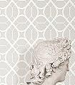 Tamarus-Silver-Rauten-Klassische-Muster-Silber-Grau