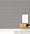 Tarifa-Kachel-Sterne-Moderne-Muster-Blau-Schwarz-Weiß