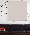 Tauben-1-Fauna-FotoTapeten-Anthrazit-Weiß