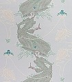Tea-Anyone,-CW2-Ornamente-Figuren-Moderne-Muster-Grau-Braun-Hellgrün-Creme-Hellbraun
