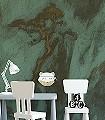 Teulada-Moderne-Muster-FotoTapeten-Grün-Braun-Ocker