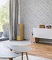 Tilted-Weave,-col.02-Gewebe-Zeichnungen-3D-Tapeten-Moderne-Muster-Grau-Weiß