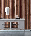 Timber-stripes-wallpaper,-col.-01-Holz-Moderne-Muster-Braun-Anthrazit