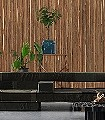 Timber-stripes-wallpaper,-col.-05-Holz-Moderne-Muster-Braun