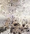 Time-Uhren-Patina-FotoTapeten-Grau-Creme-Hellbraun