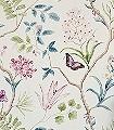 Tine,-col.07-Blumen-Vögel-Florale-Muster-Blau-Lila-Grau