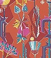 Tistlar,-col.04-Gegenstände-Moderne-Muster-Rot-Multicolor