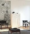 Torino-Edition-Gebäude-Moderne-Muster-Grau-Schwarz