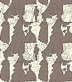 Traum,-col.-2-Figuren-Moderne-Muster-Braun-Anthrazit-Creme