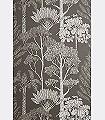Trees---Grey-Bäume-Florale-Muster-Grau-Braun